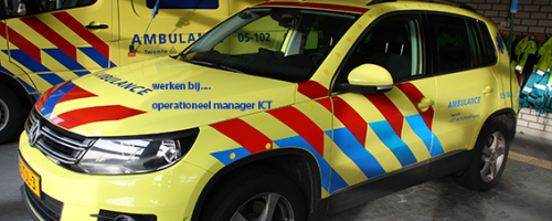 Vacature - operationeel manager ICT