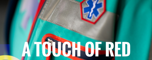 A touch of Red - het nieuwe ambulanceuniform