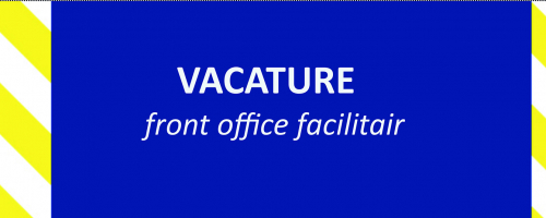 Vacature front office facilitair