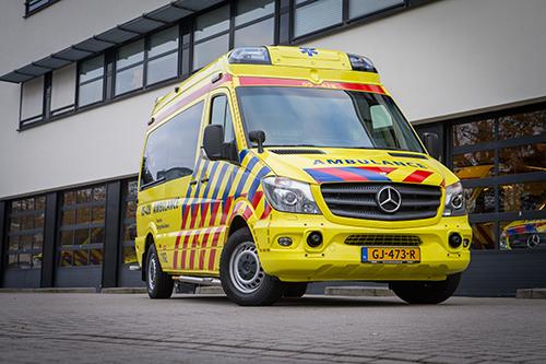 Ambulance 2016