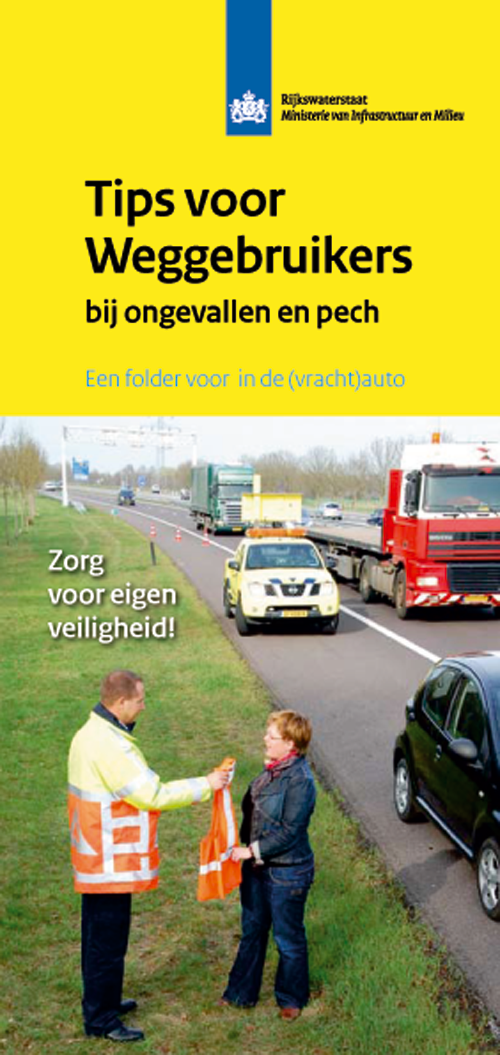 Tips ongevallen en pech publicaties