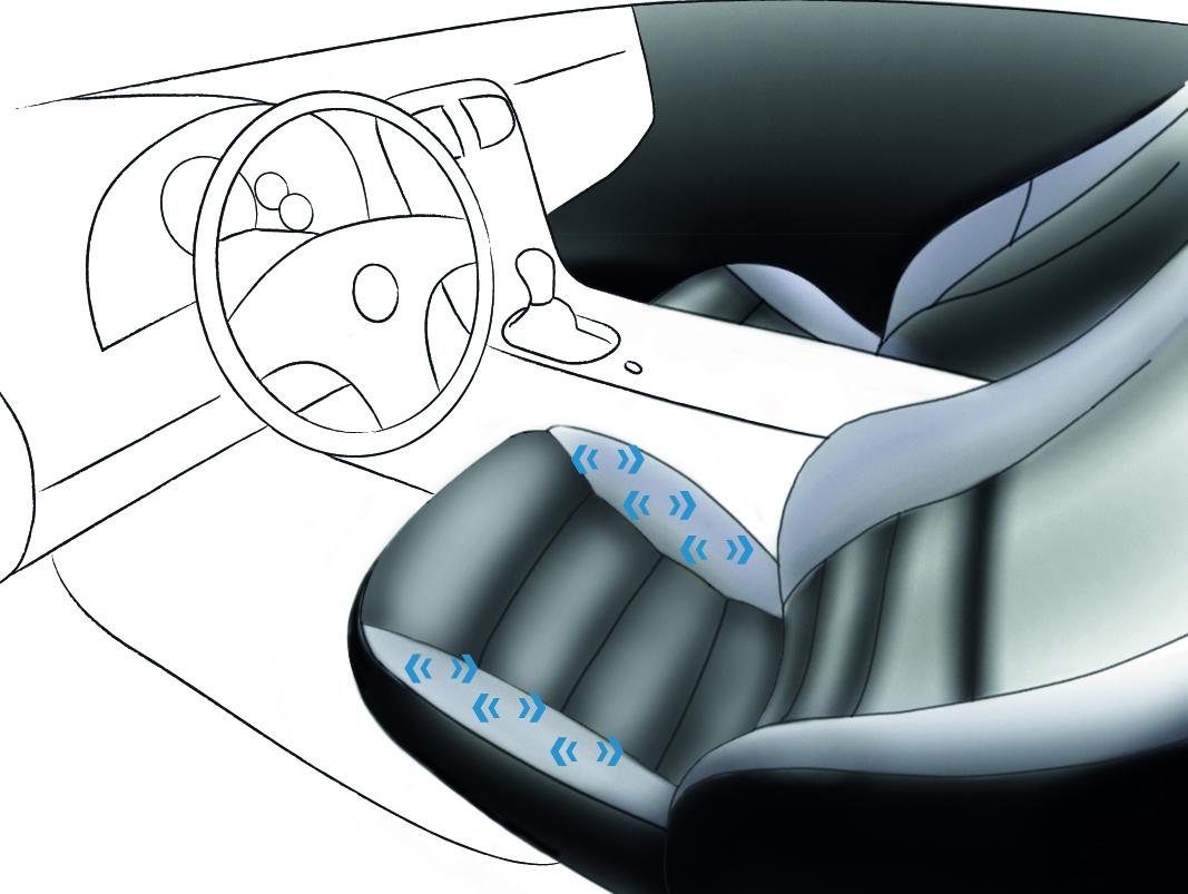 tactile navigatie stoel 112Netwerk