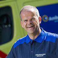 Frank van der Holst Verpleegkundig Specialist
