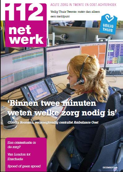 112 netwerk 4 2019